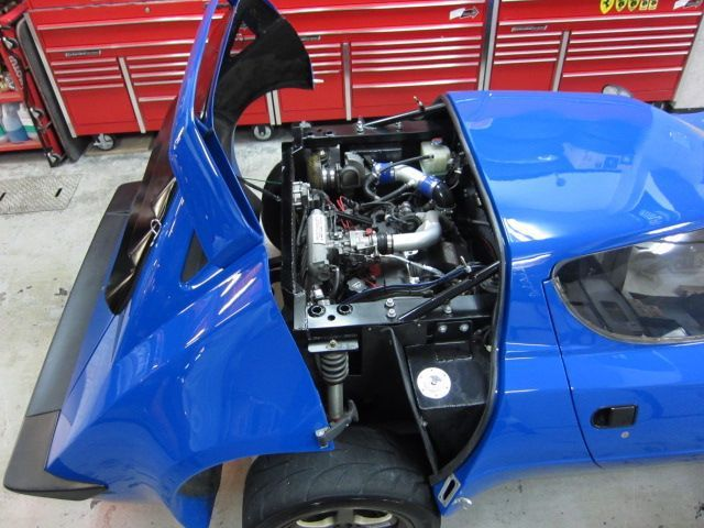 2008 Lancia Stratos Replica Kit Car For Sale | Pinterest