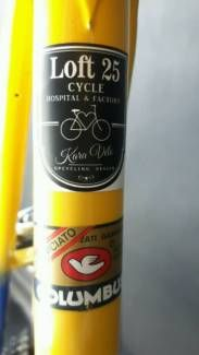 Eddy Merckx vintage Rennrad Rh 64cm garantie&vertrag