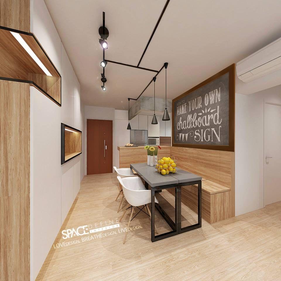 Pin By Sophy Tan On Hdb Bto Scandinavian Interior Design Singapore Home Living Room Interior