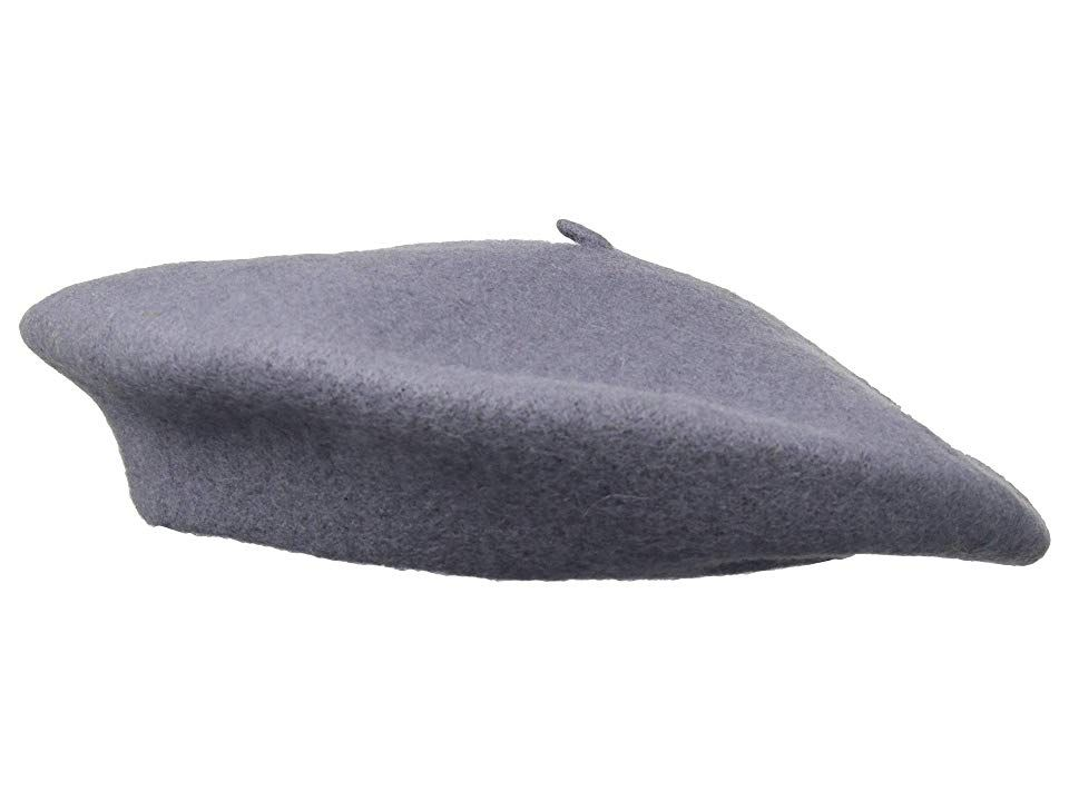 927854a9db2 1940s Hats History Hat Attack Wool Beret Lavender Grey Berets  32.00 AT  vintagedancer.com