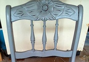 Aging Furniture With Paste Wax And Wood Stain Staining Wood Old