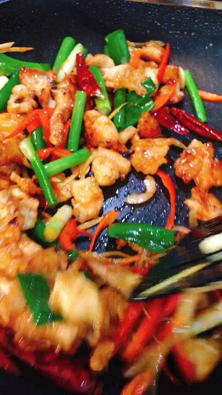 Crispy Mongolian Chicken (Paleo,Whole30) | I Heart