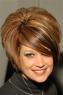 Short Bob 5a Hair Spray Bring It Justcutit Flickr Hair Styles Bob Hairstyles Teased Hair