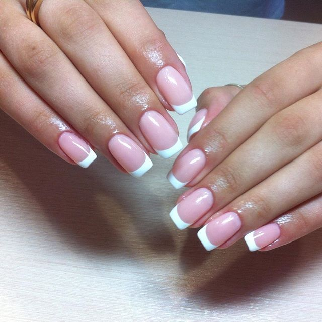 French manicure | 3. Double Team + Dynamicpunch Amazing Fantastic ...