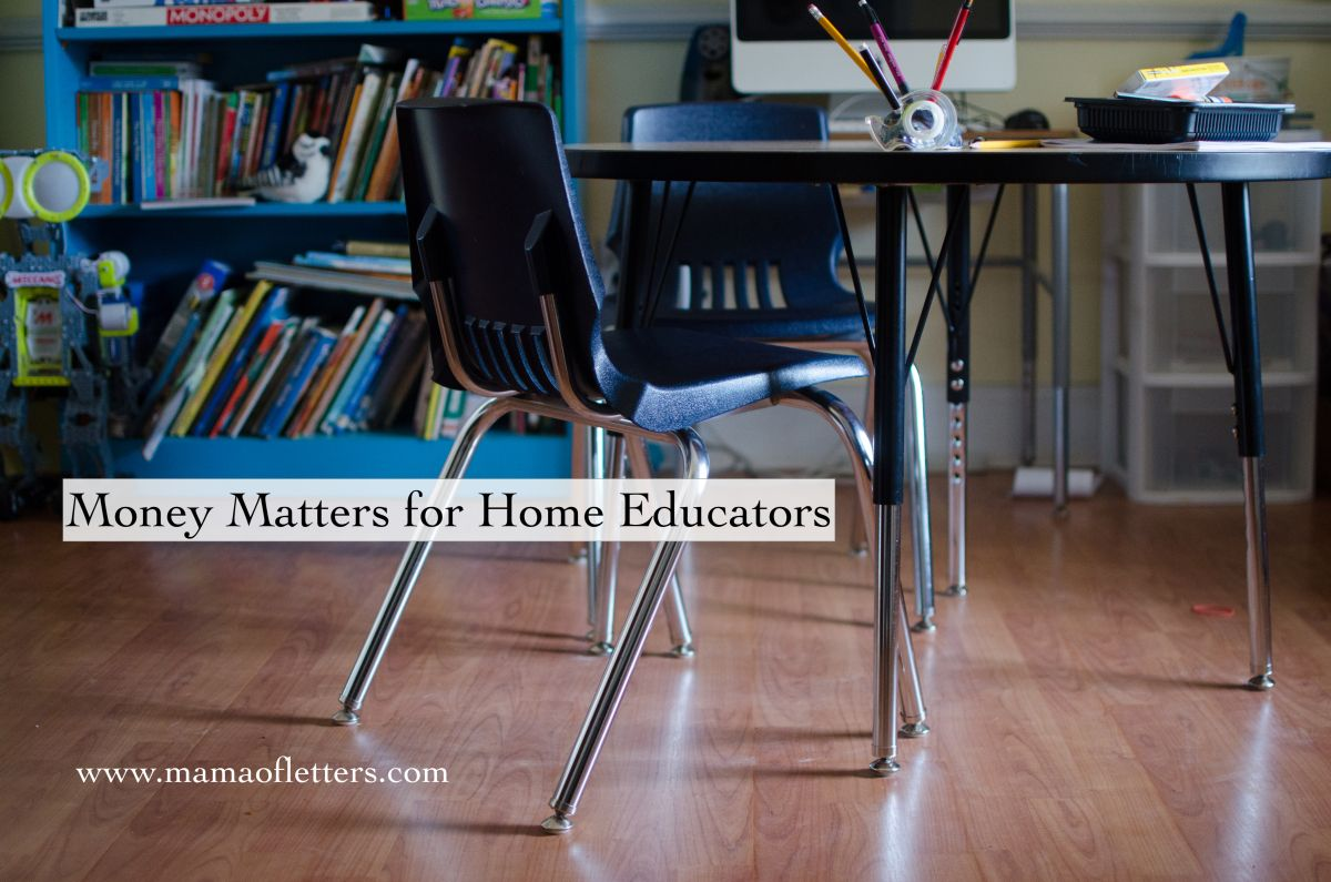 Resource Money Matters For Homeschoolers