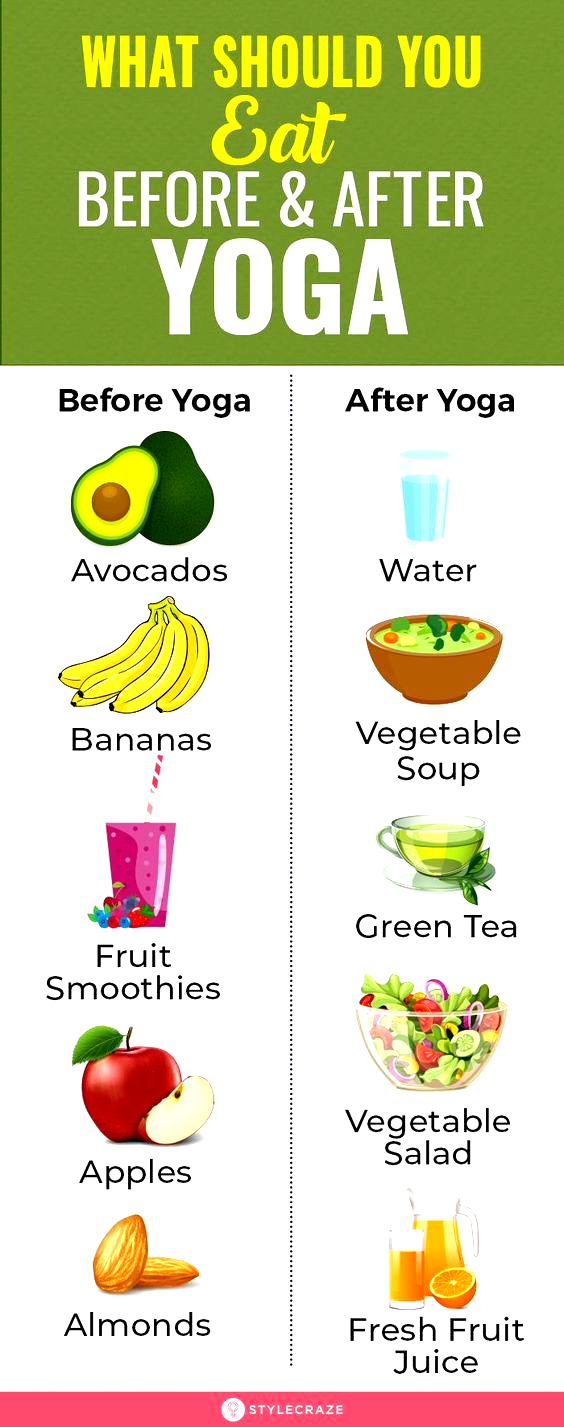 What Should You Eat Before And After Yoga: Are you aware of what food you should be taking before an...