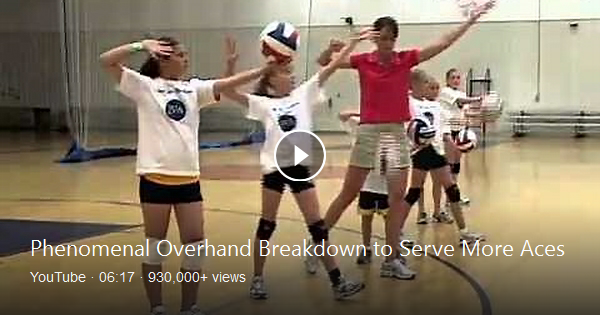 Develop Your Youth Volleyball Players With Top Notch Instruction From 7x Horizon League Coach Of The Year Volleyball Training Youth Volleyball Volleyball Serve