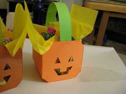 Fun Halloween crafts \u2014 Crafthubs Fall/Halloween crafts Pinterest - cute easy halloween decorations
