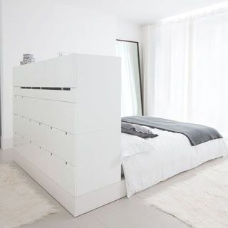 ARREDAMENTO E DINTORNI: cabine armadio aperte | bed | Pinterest ...