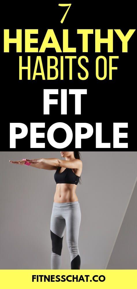 7 Gewohnheiten von Menschen mit hoher körperlicher Fitness   – LOSE 10 POUNDS IN A WEEK