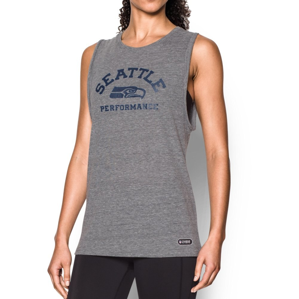 d376f943 Women's NFL Combine Authentic UA Muscle T-Shirt | Under Armour US in ...