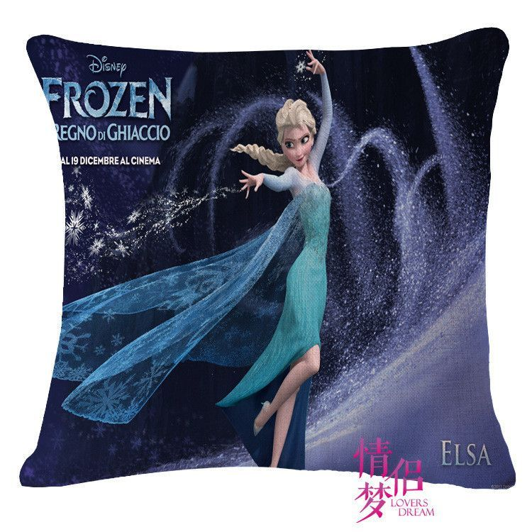 2015 new 3d car covers cartoon cotton linen decorative throw pillows cushions decoration compass pillow cover cussion 01