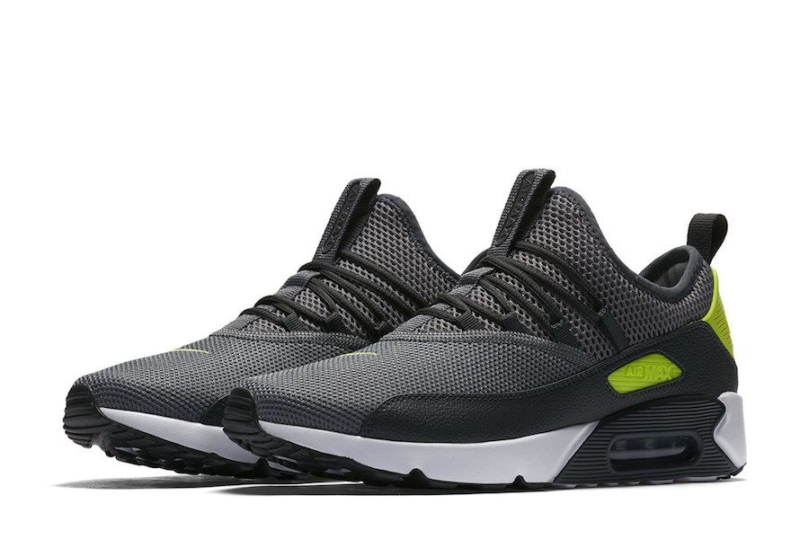 buy online dfd9d 68322 Nike Air Max 90 EZ (BlackNeon)