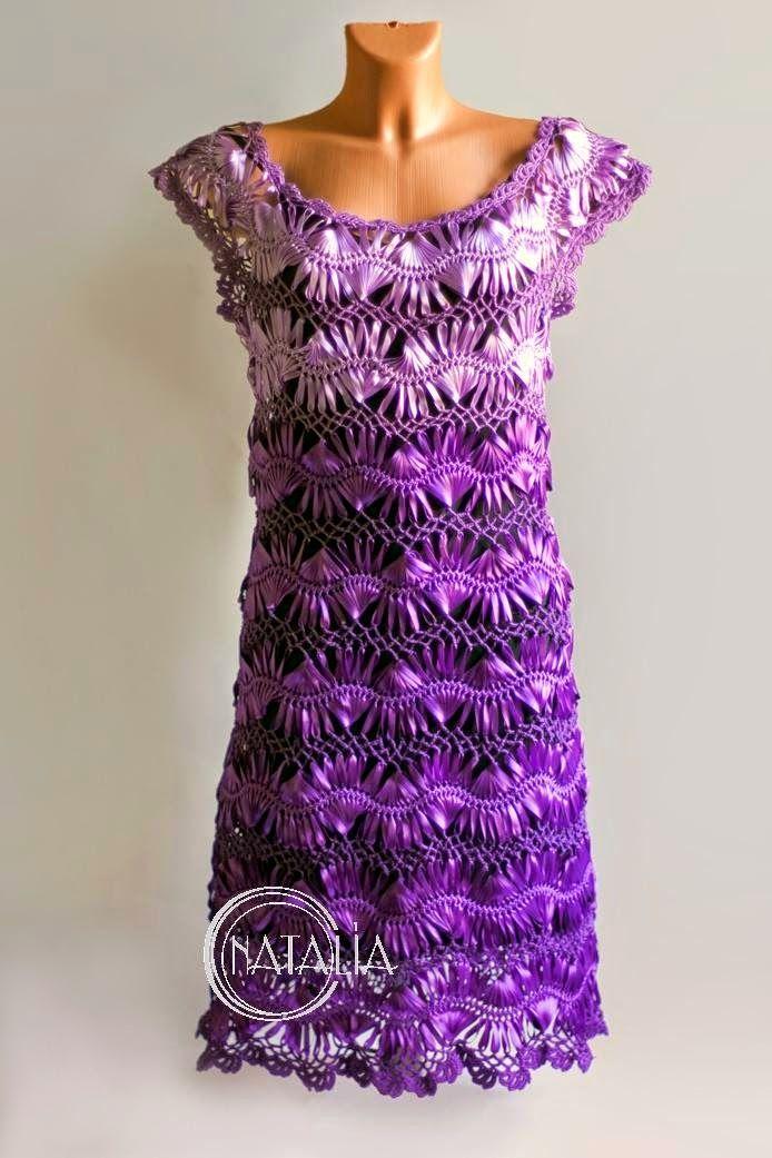 TRICO y CROCHET-madona-mía: Horquilla Modelos tejidos | CROCHET ...