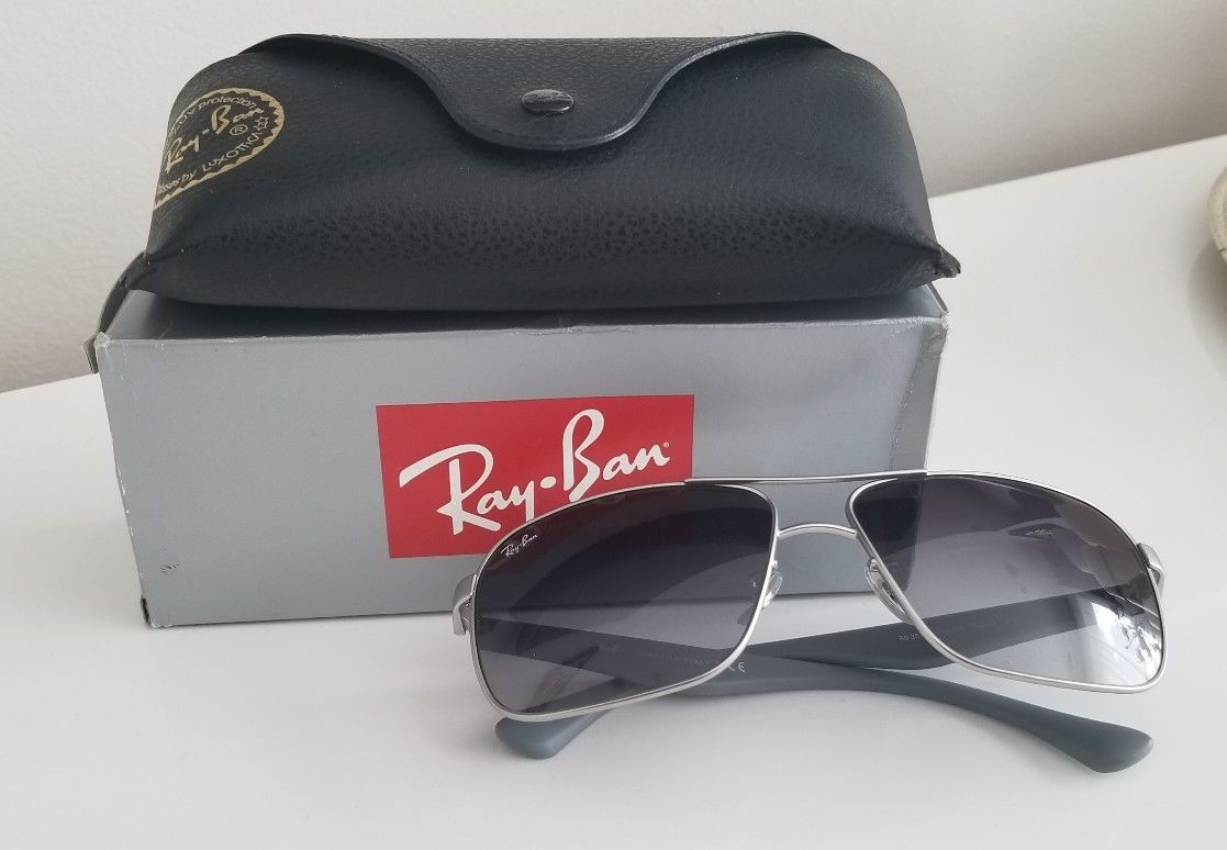 53fabe60f73 Ray-Ban RB3516 019 8g sunglasses BRAND NEW!