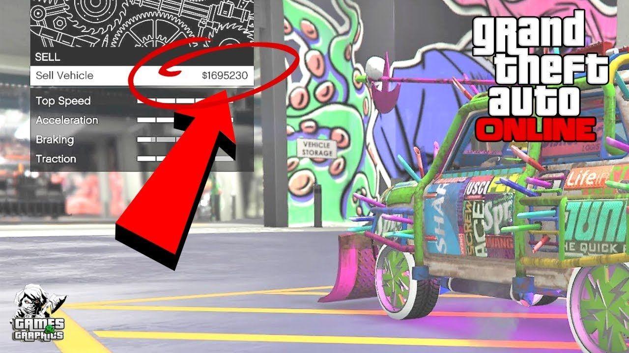 EASY) SOLO CAR DUPLICATION - GTA ONLINE (ARENA WARS) PS4/XBOX