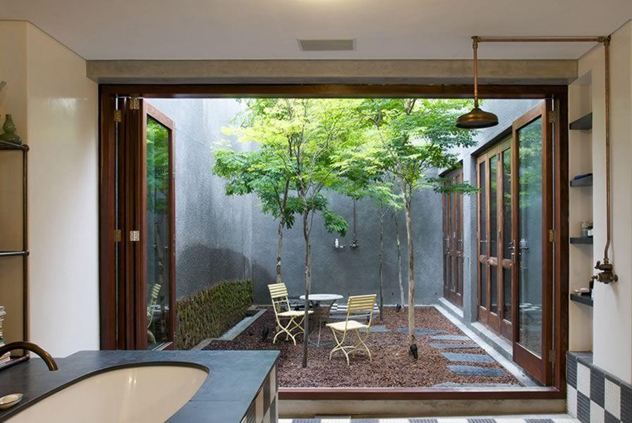 Franchesca Watson Garden Designer Courtyard Design Indoor