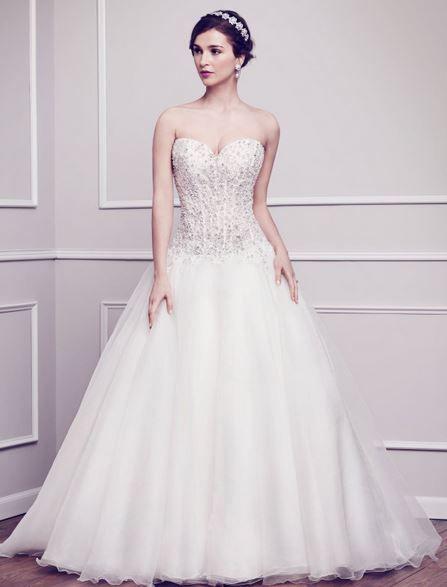 See-through corset ball gown - the Pnina Tornai look | 10 min pillow ...