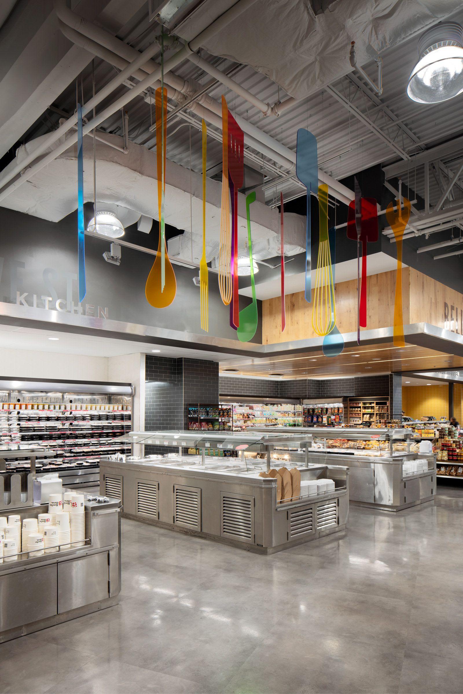 Supermarket design on behance supermarket design