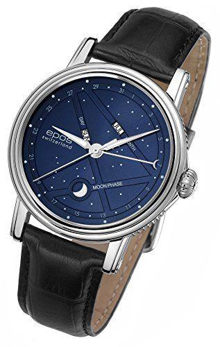 Schweizer EPOS Uhren der aktuellen Kollektionen #epos #uhren