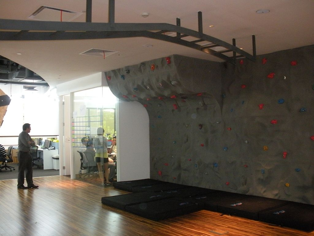 Monkey bars ceiling fitness gym room at home bouldering gym