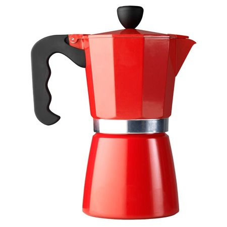 I pinned this Classic 9 Cup Espresso Maker in Red from the La Cafetiere event at Joss and Main!