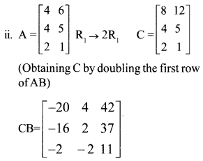 Plus Two Maths Chapter Wise Questions And Answers Chapter 3 Matrices With Images This Or That Questions Math