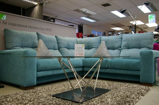 The Dakota Modular Sofa From Fama At Our North Wales Showroom