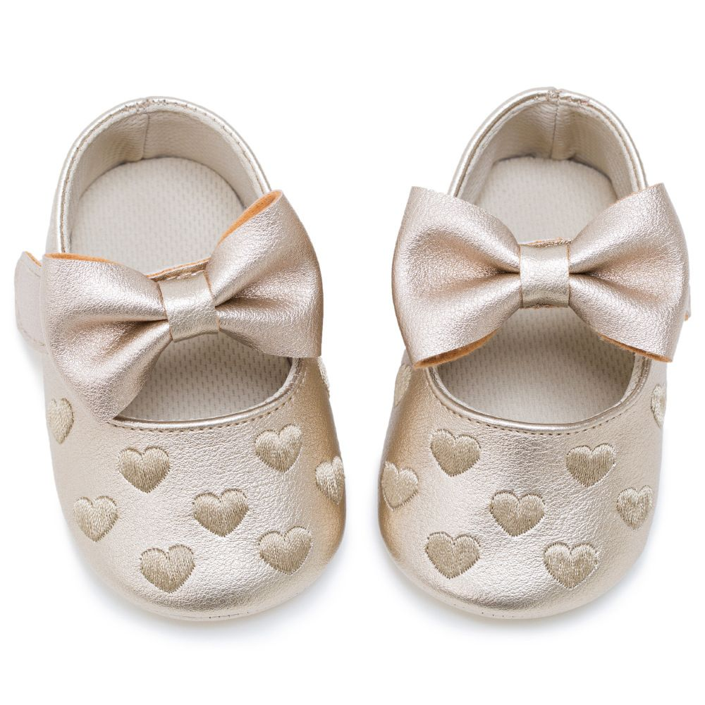 Baby Boys Girls Shoes Soft Sole PU Leather Moccasins Lace-Up Sneaker Infant Toddler First Walkers Crib Dress Shoes