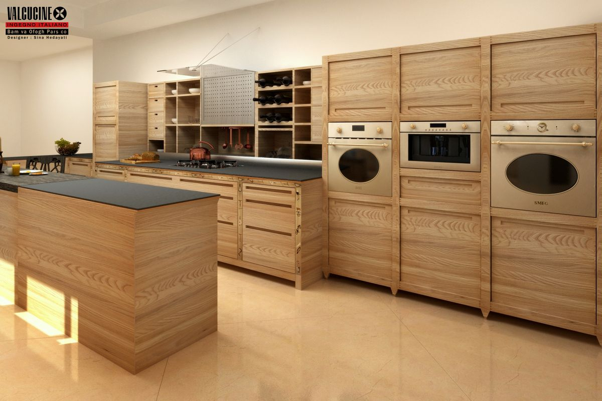 Valcucine - Sine Tempore | Kitchen | Pinterest