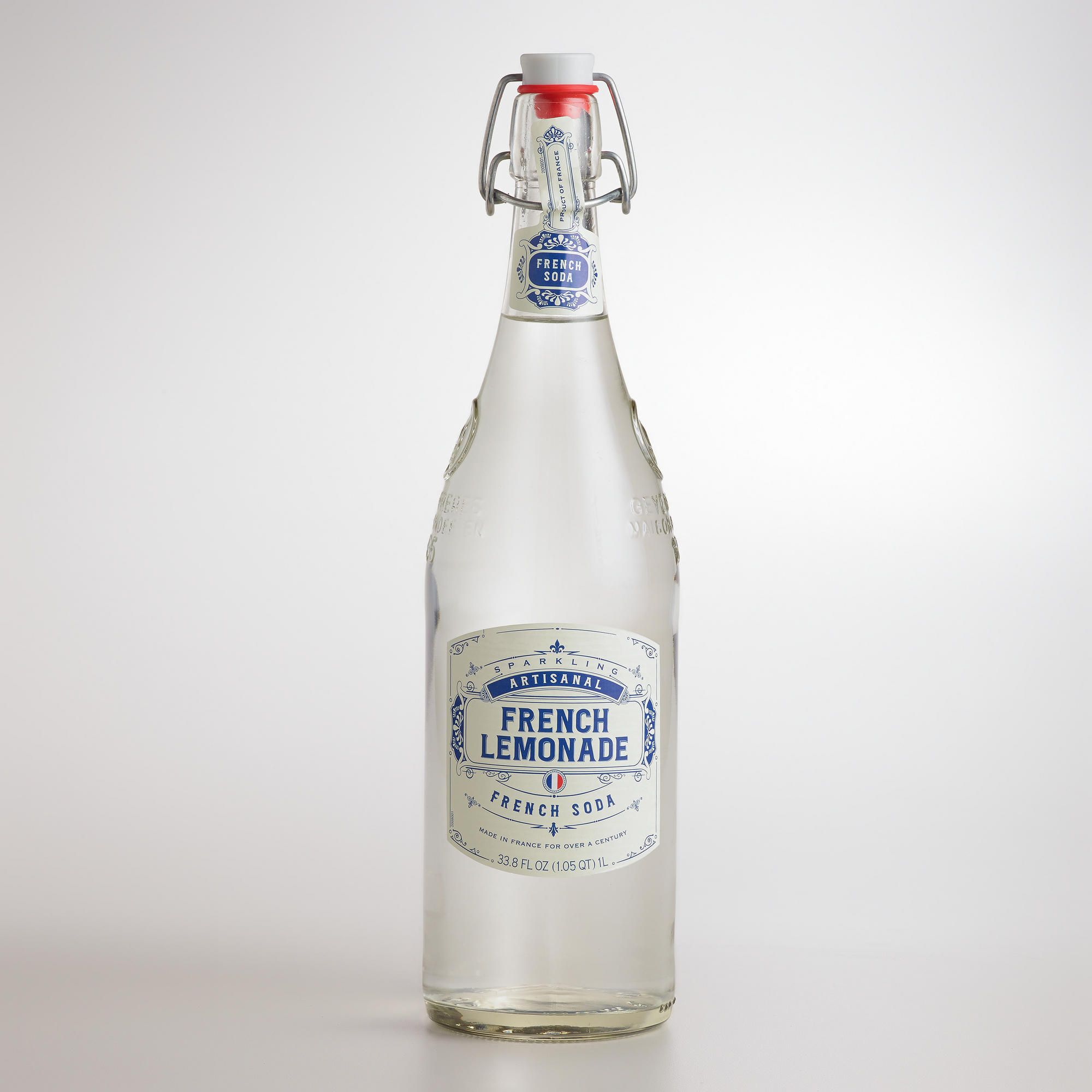 World Bazar: Artisanal Lemonade French Soda