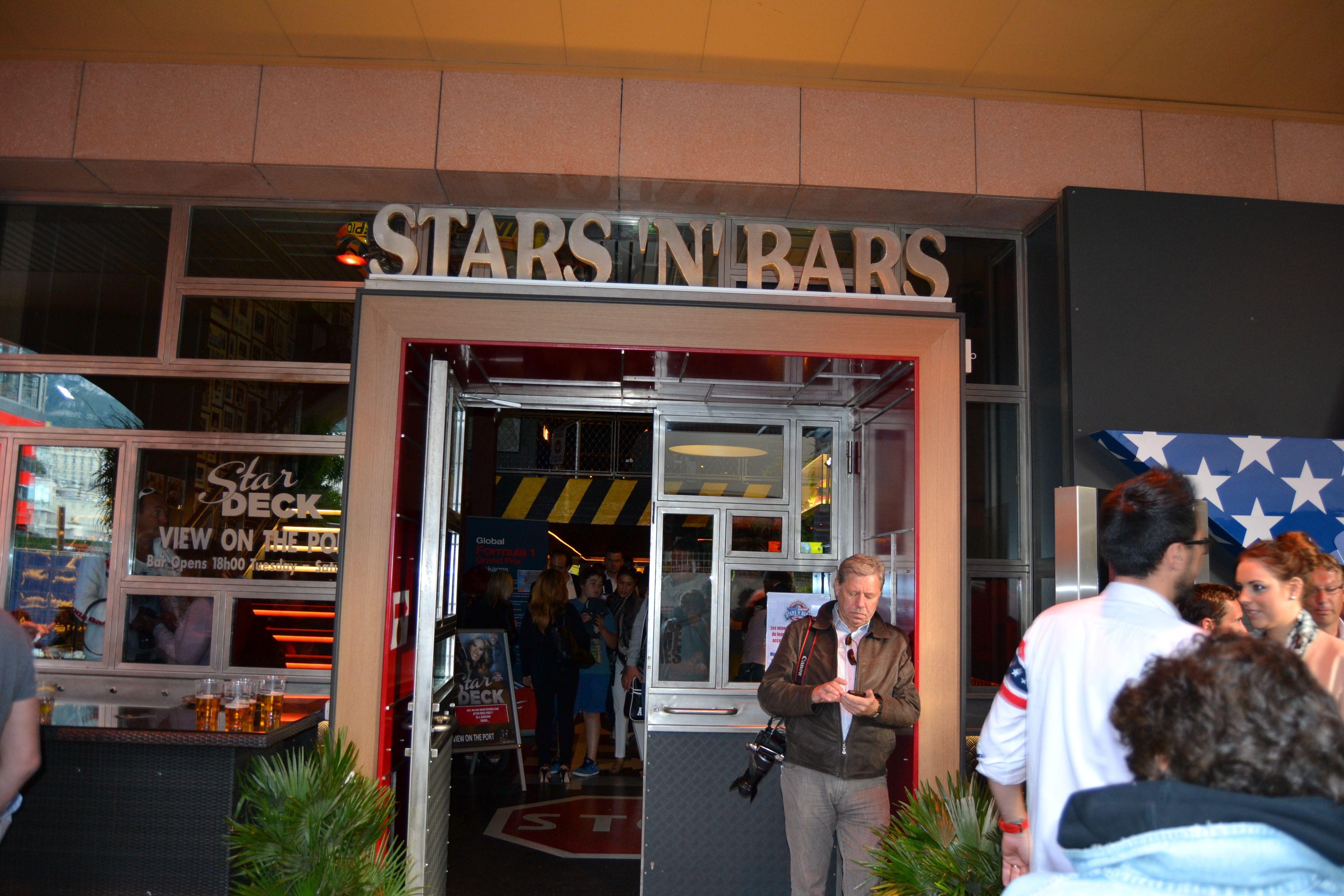 Stars n Bars, Monaco Grand Prix 2013
