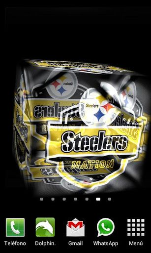Download 3d Pittsburgh Steelers Lwp For Android 3d Pittsburgh Pittsburgh Steelers Live Wallpapers Steelers