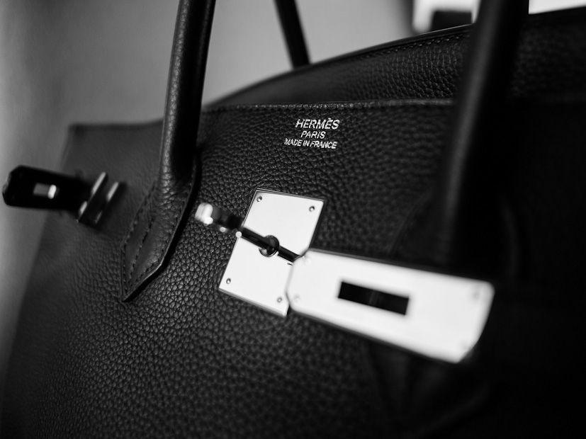0cfd2b9f41 35 cm Hermes Black Birkin  bagaddict  bagobsession  purseblog ...