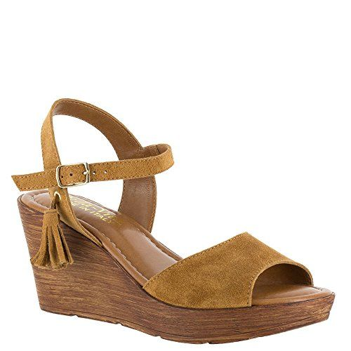 Bella Vita Ali-Italy Women's Sandal 6.5 B(M) US Tobacco-S-$79.93