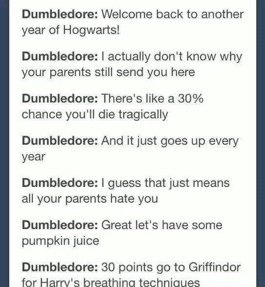 Wie viele Harry Potters braucht man, um eine Glühbirne zu wechseln?