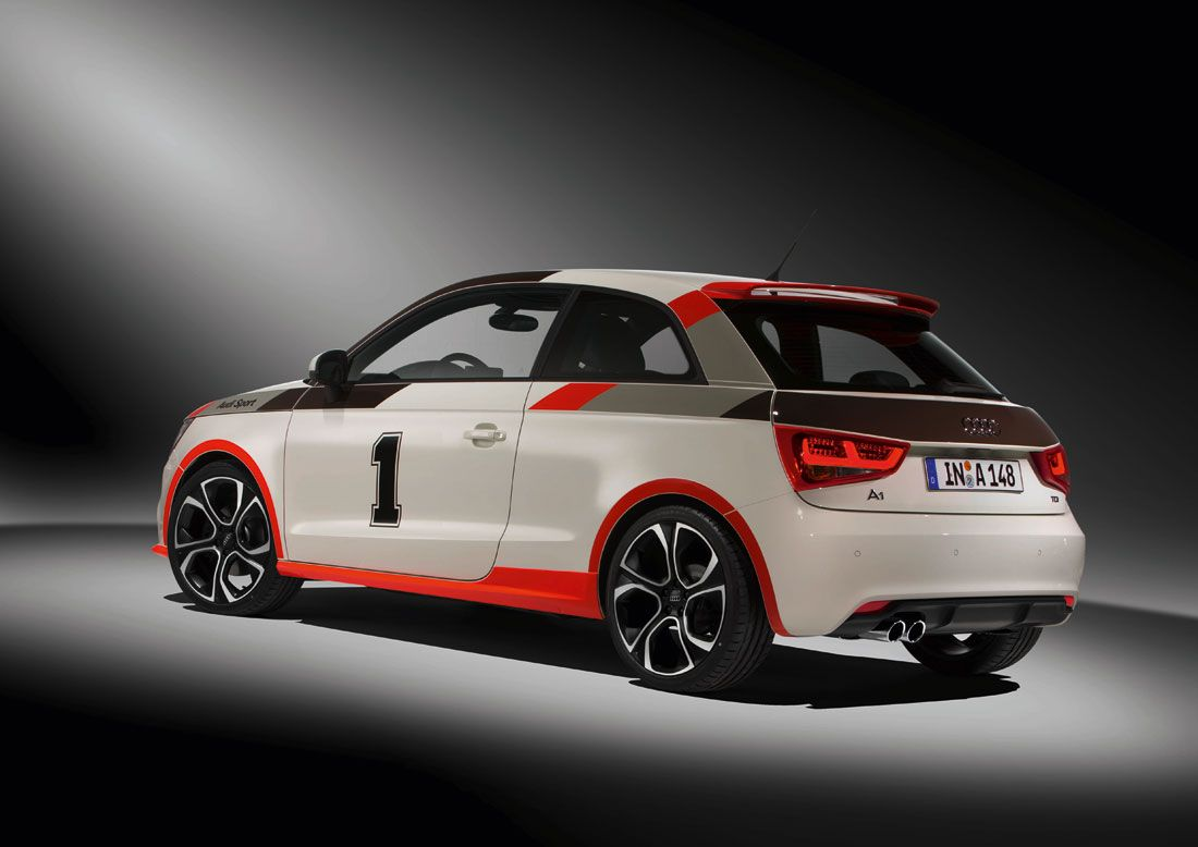The A1 Competition Kit With The Legends Interior Plus Package