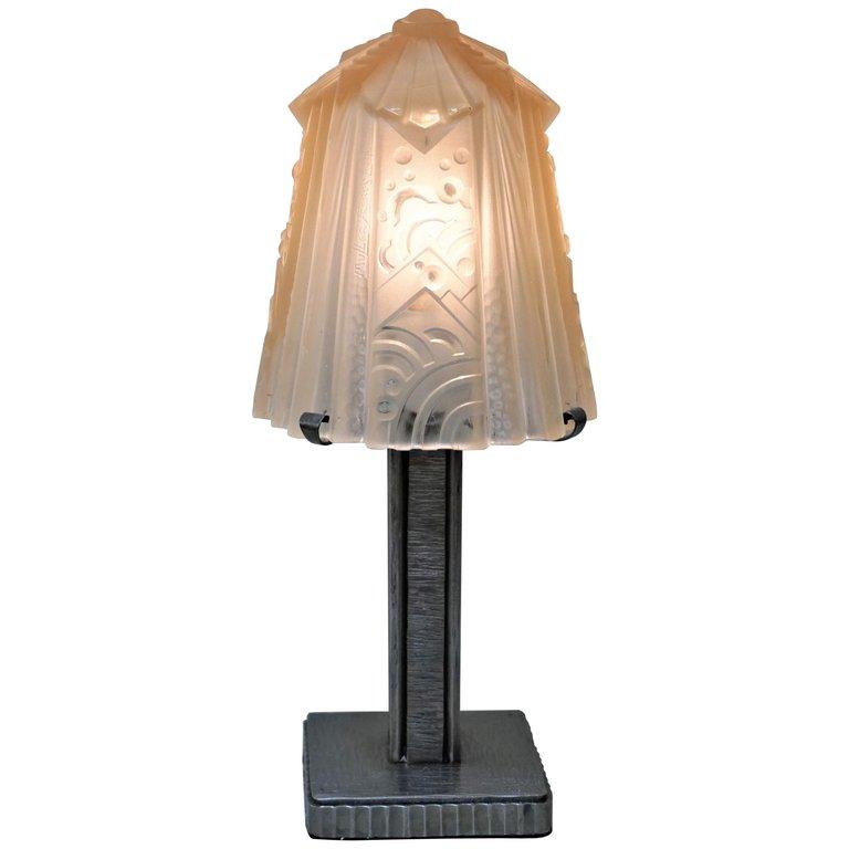 Beautiful Art Deco Lamp Art Deco Lamps Art Deco Lighting Art