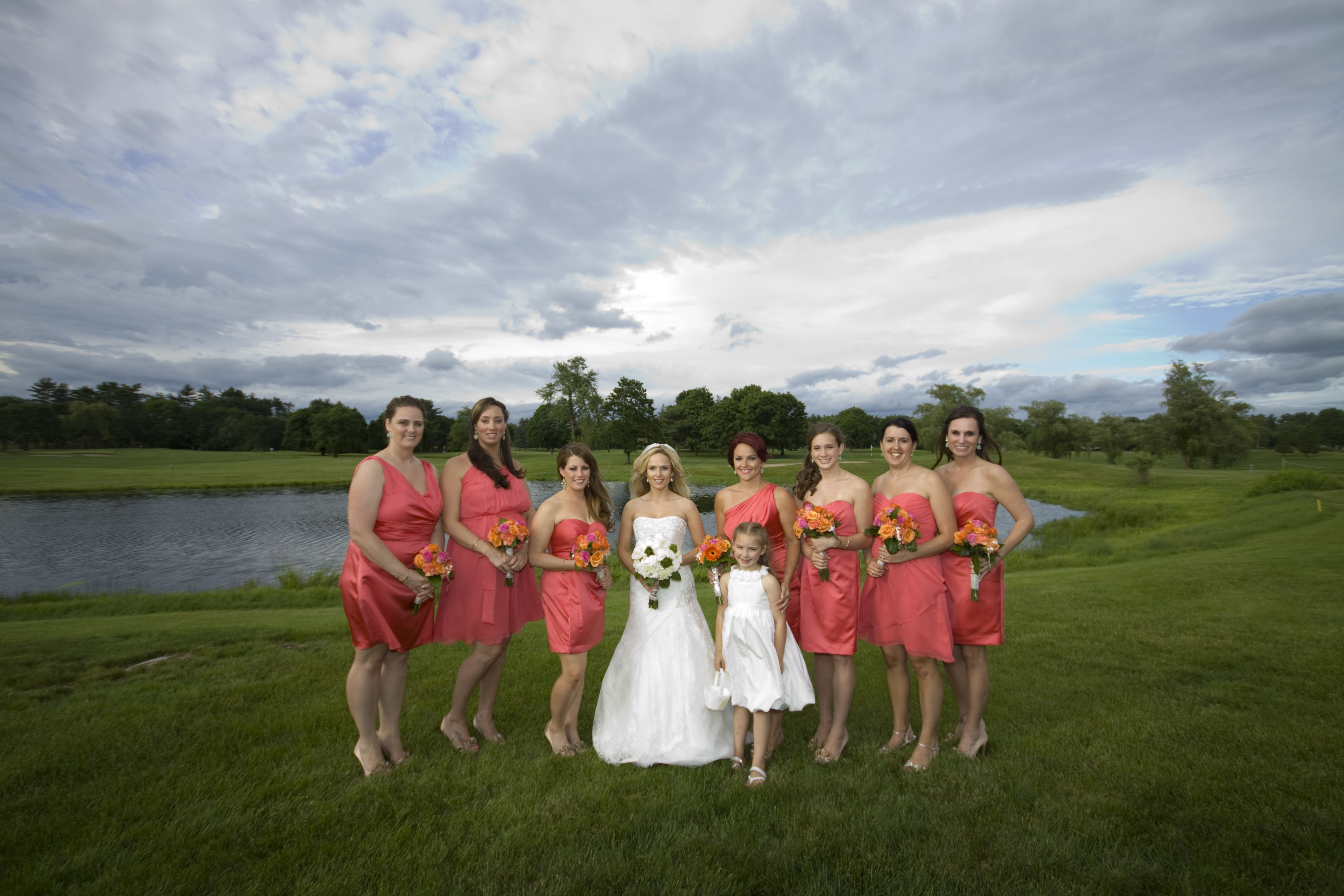 Guava bridesmaid dresses my best friends wedding pinterest bridesmaid guava bridesmaid dresses ombrellifo Gallery