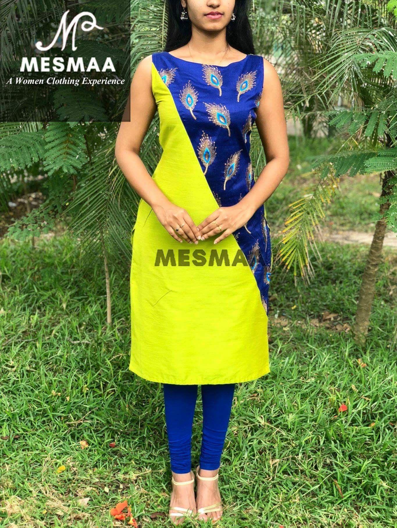 dccb312cce539 @priti93 Churidar Neck Designs, Kurta Neck Design, Salwar Designs, Chudi  Neck Designs