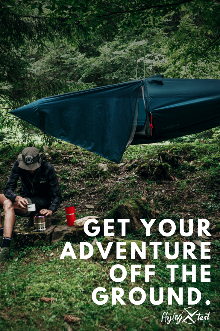 Looking for a alternative to a tent? The flying tent hammock tent packs light & Looking for a alternative to a tent? The flying tent hammock tent ...