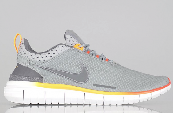 nike free og breeze Nike Free OG Breeze – Base Grey/Team Orange (KicksOnFire.com ...