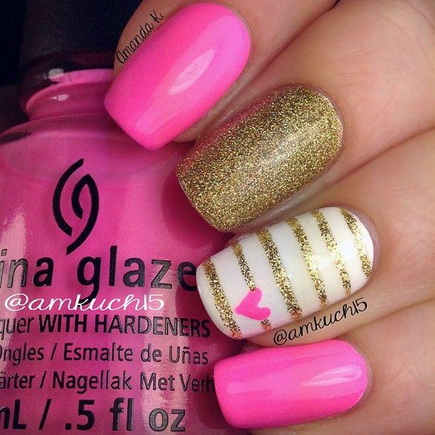 Instagram photo by amkuch15 #nail #nails #nailart | Nails ...