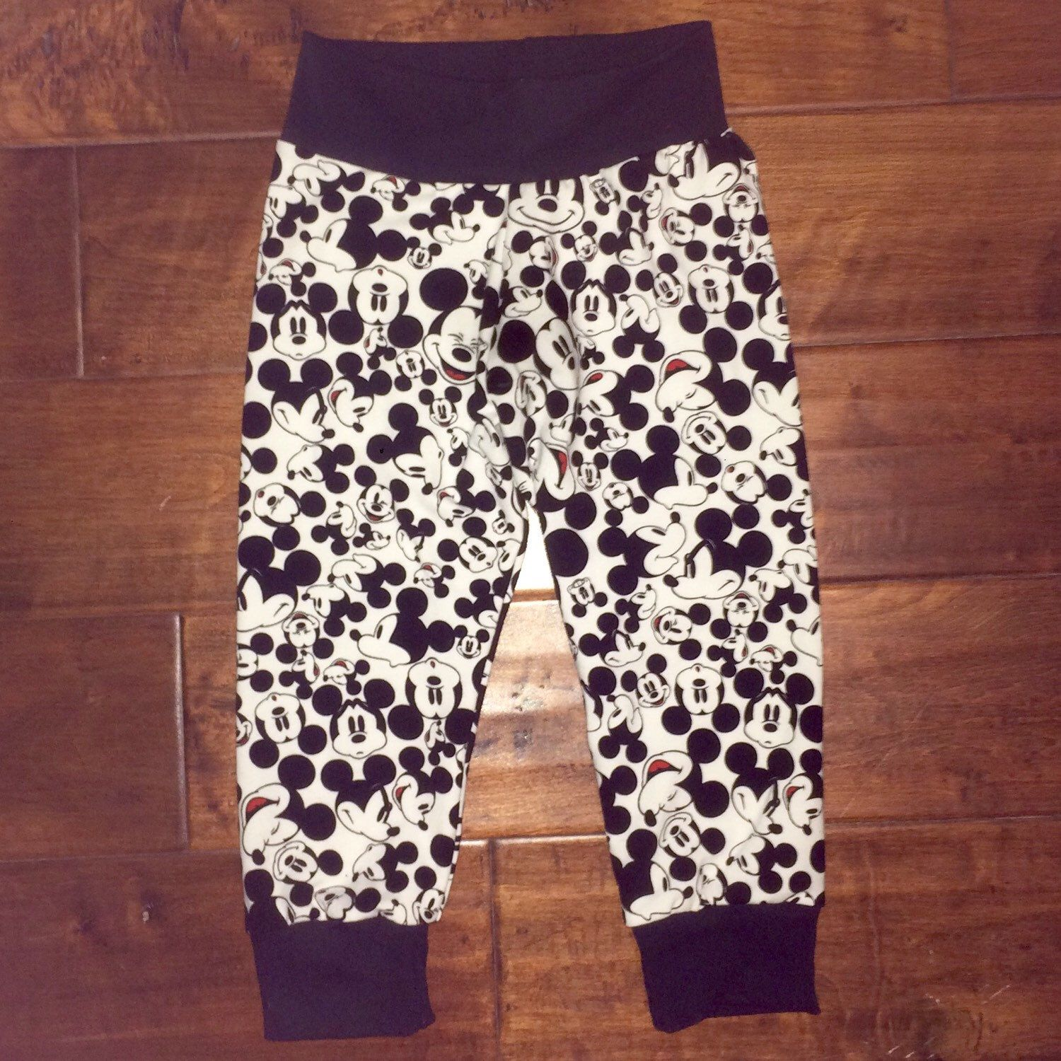 Mickey Mouse pants