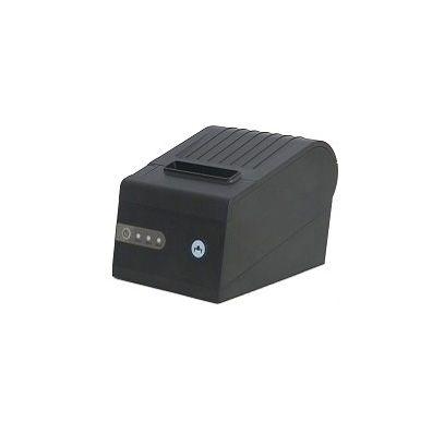 Impresora térmica silenciosa T-10U de SINOCAN con auto-corte, rápida (180mm/seg.) y versátil. Imprime tickets y códigos de barras a alta velocidad