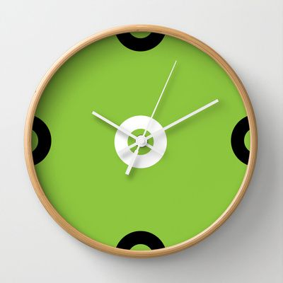 Umbelas Wall Clock by Umbelas - $30.00