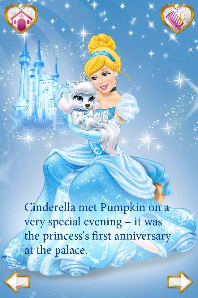 Disney Princess Palace Pets Cinderella and Pumpkin