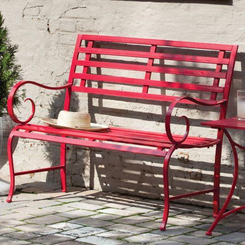 Rothstein Acacia Wood Garden Bench Red Patio Garden In The Woods Patio Bench