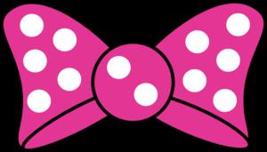 Minnie Bow Clip Art Vector Clip Art Online Royalty Free Public Domain