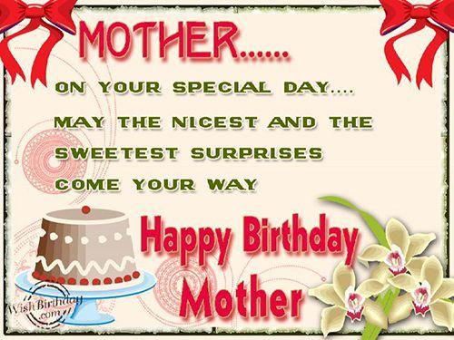 20 Heart Touching Birthday Wishes For Mom Verjaardag